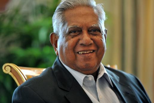 Remembering S. R. Nathan