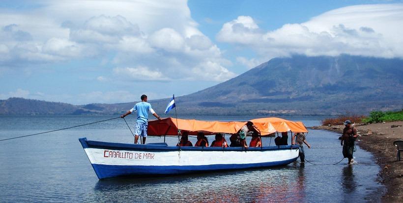 Motorboat Caballito's Mar