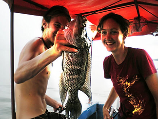 Fishing tour Ometepe