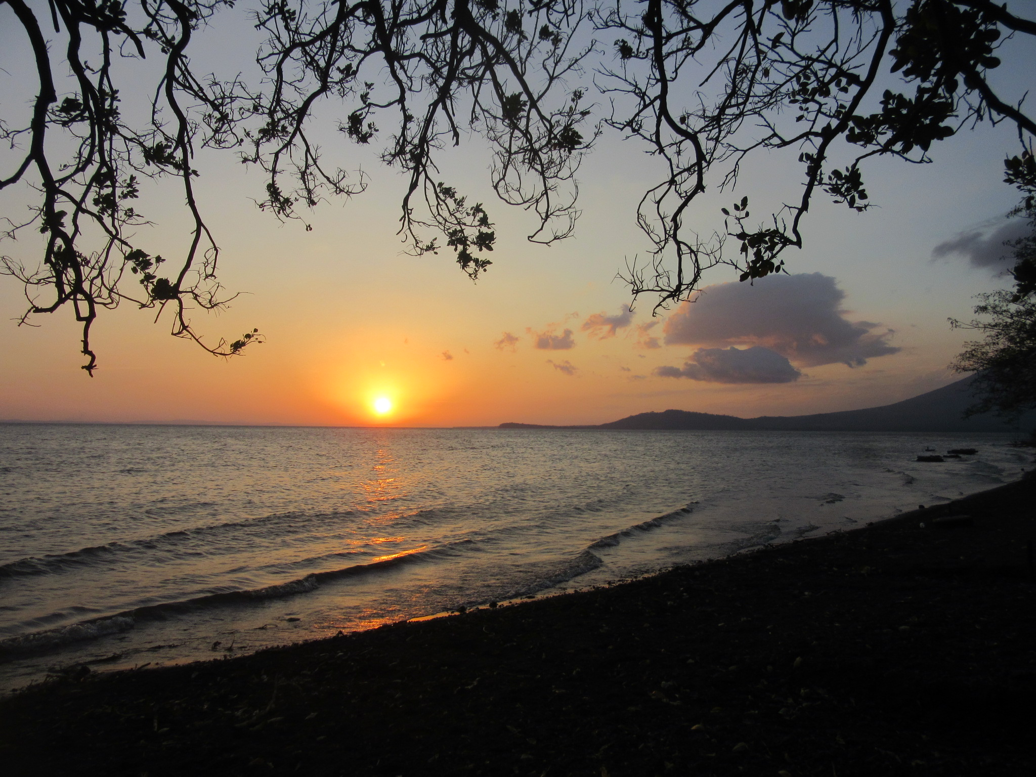 Sunset in Merida