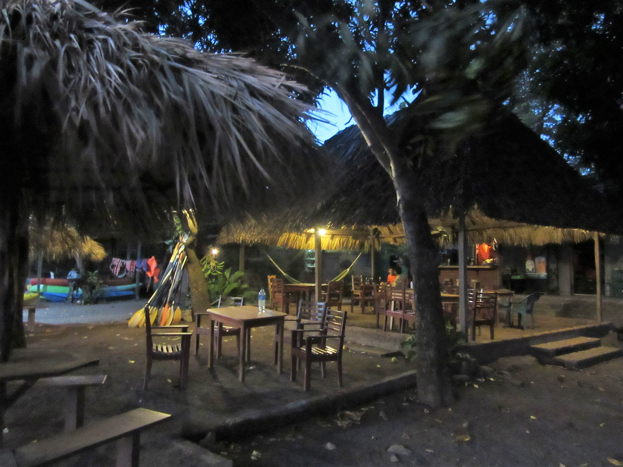 Rancho restaurant beach