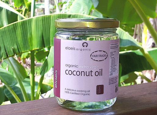 Coconut Oil - Packs a Powerful Anit-Viral Punch!