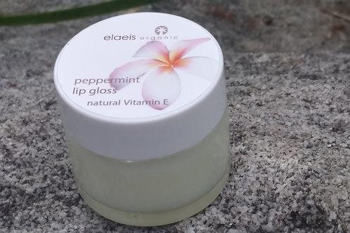 RAW Peppermint Lip Butter