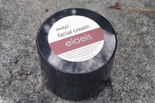 Maji Frankincense & Myrrh age-defying facial cream