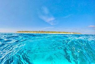 水納島の写真