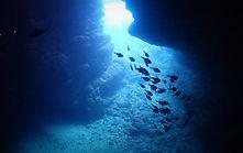 青の洞窟の写真