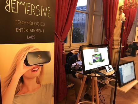 Bemersive is XR Partner of VivaTech Preview 2018