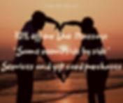 Love Typography Valentine's Facebook Pos