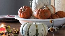 Simple & fast fall home decorating ideas