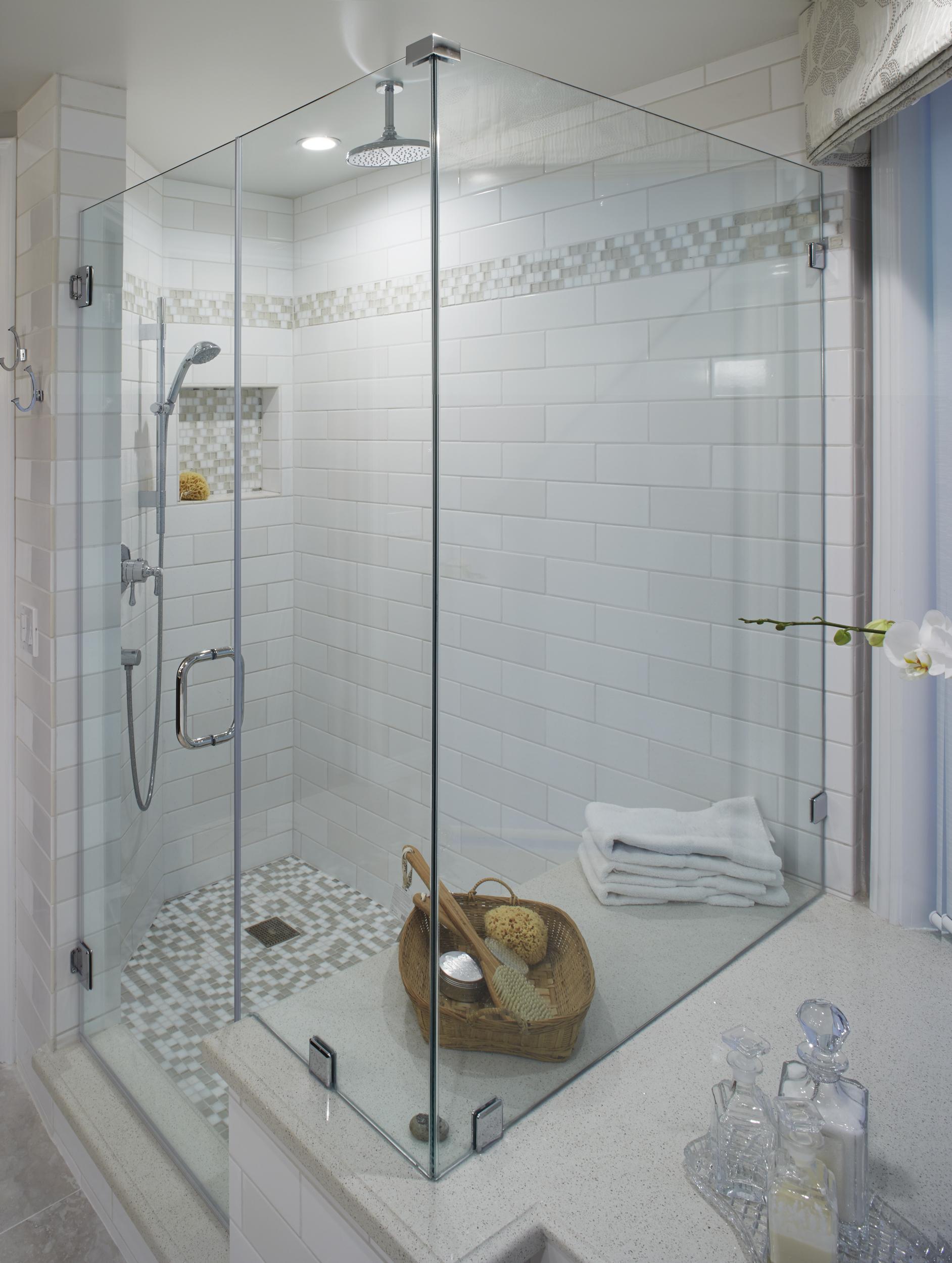 Master Bath Remodel, Encino, CA