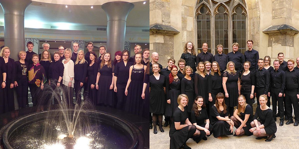 Lund Choral Festival - Chamber Choir of Tallinn University & LAK