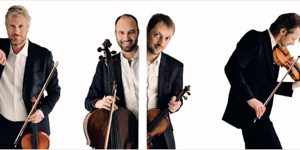 Lunds Kammarmusiksällskap presenterar Virtuakvartetten