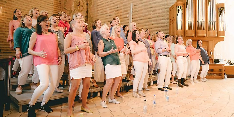 Lund Choral Festival - Rydebäck gospel