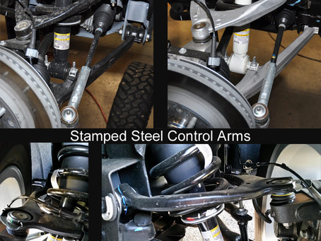 How to identify your control arms 2016+ GM (Chevy) (GMC)