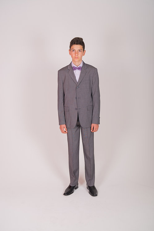 Style No. 470T Grey Boys Trouser