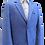 Thumbnail: Style No. 474 Light Blue Linen-Look Boys Suit