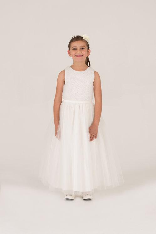 STYLE NO 7015 FLOWER GIRL / COMMUNION DRESS