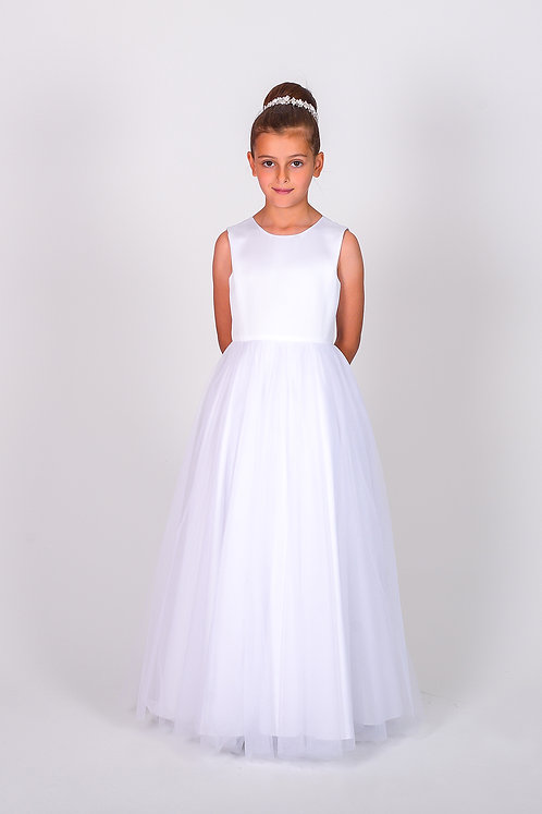 STYLE NO 6105 COMMUNION/ FLOWER-GIRL DRESS
