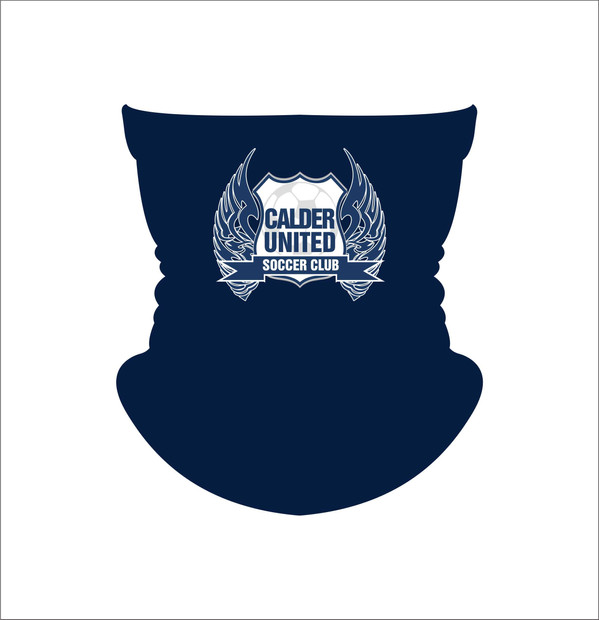 Calder United Face Bandana