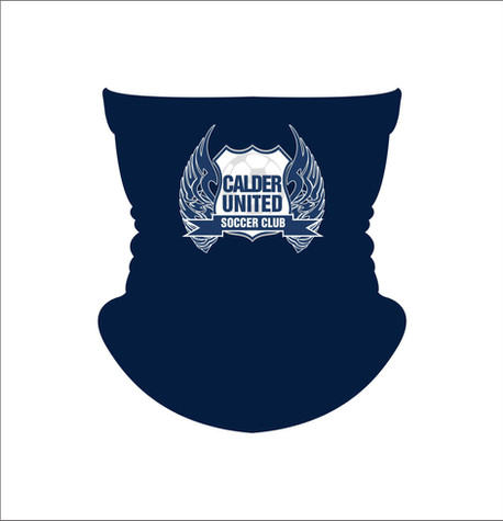 Calder United Face Bandana