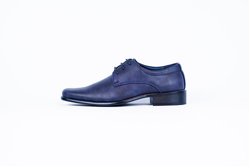 TX1126 Navy Boys Shoe