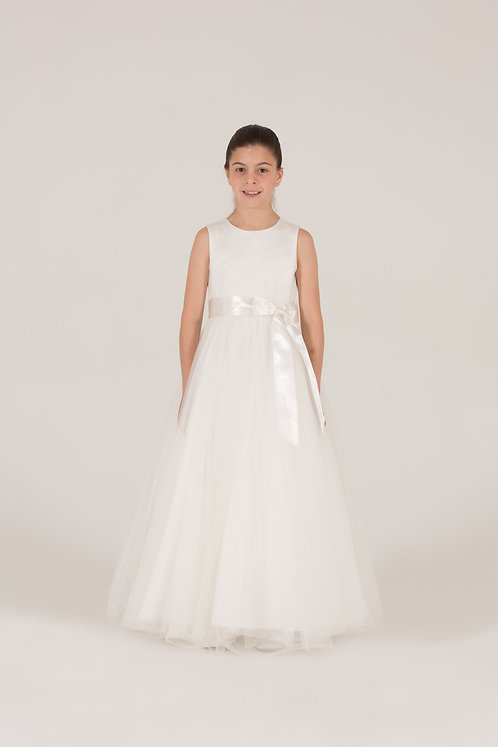 STYLE NO 6078 COMMUNION/ FLOWER-GIRL DRESS