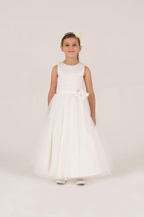 STYLE NO 7017 FLOWER GIRL / COMMUNION DRESS