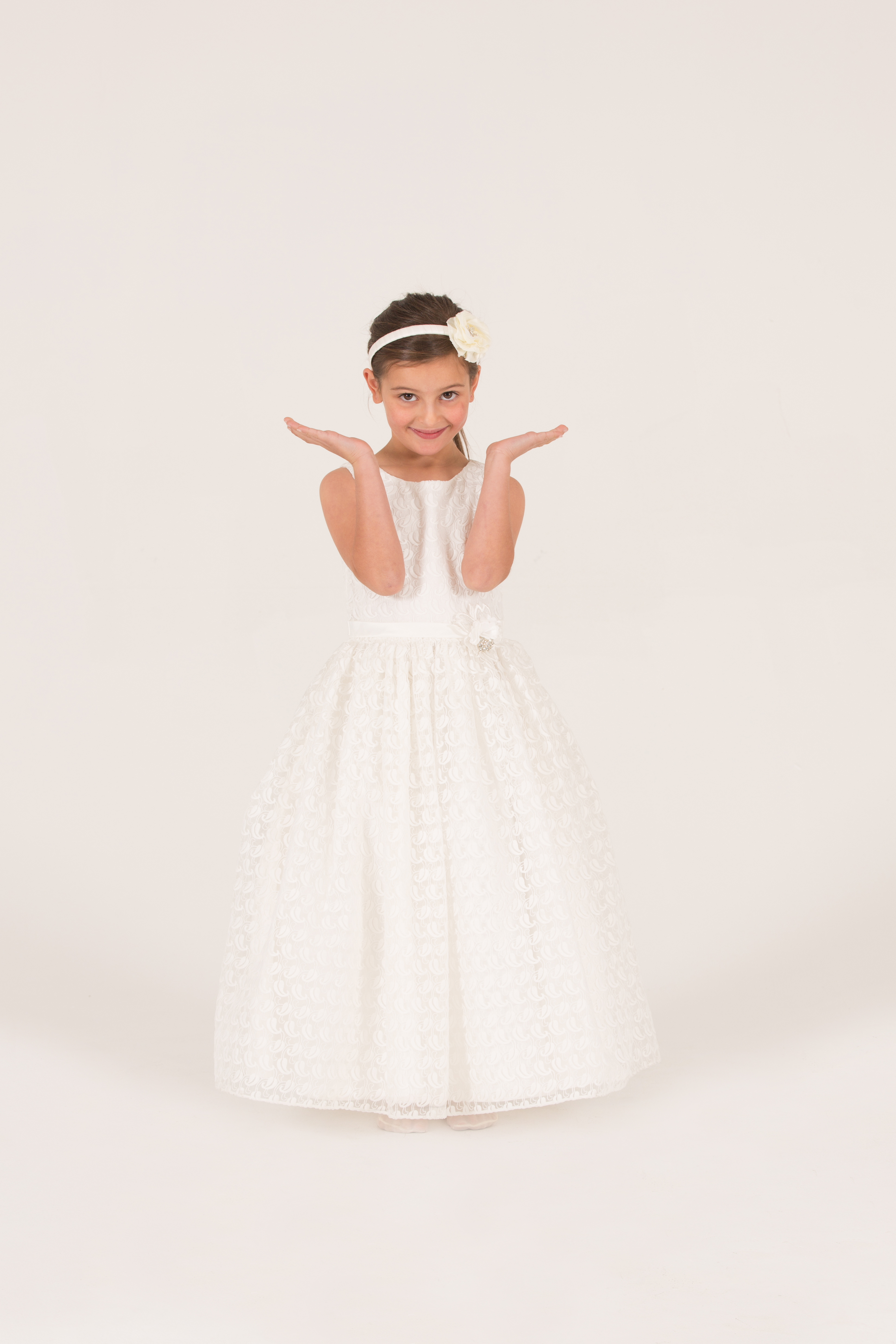 La Vici Kids Flower Girl Dress