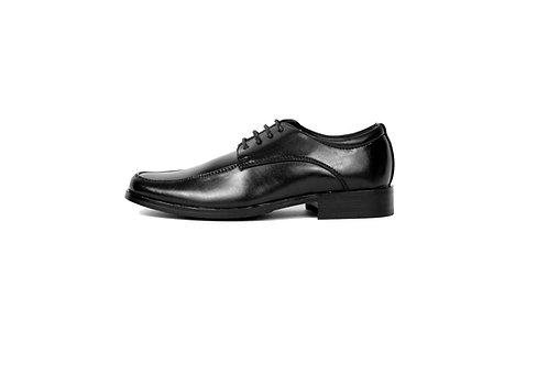 TX1124 Black Boys Shoe
