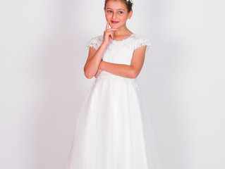The 4 Steps To Choosing The Perfect Communion Dress!