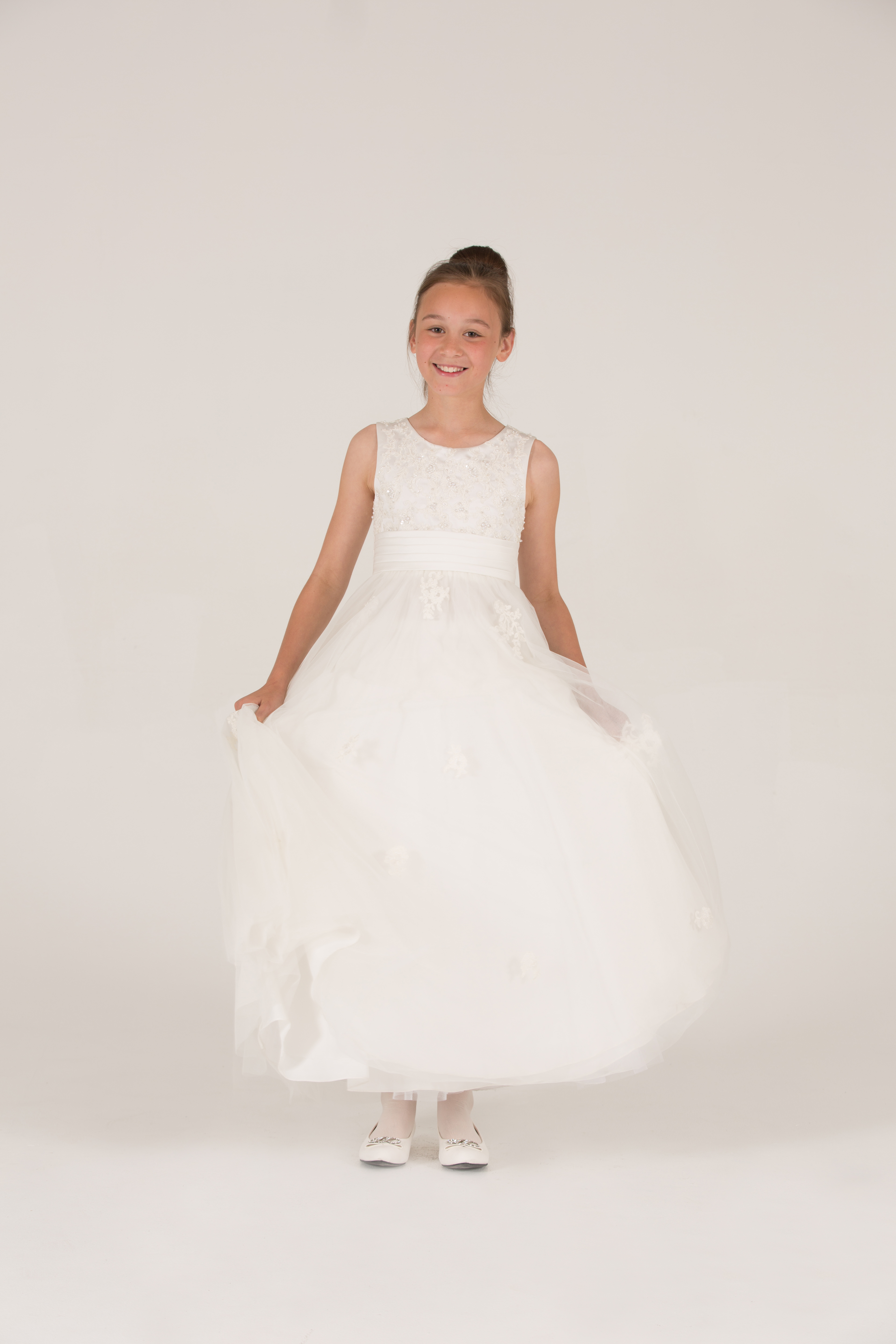 Chloe.P Communion Dresses
