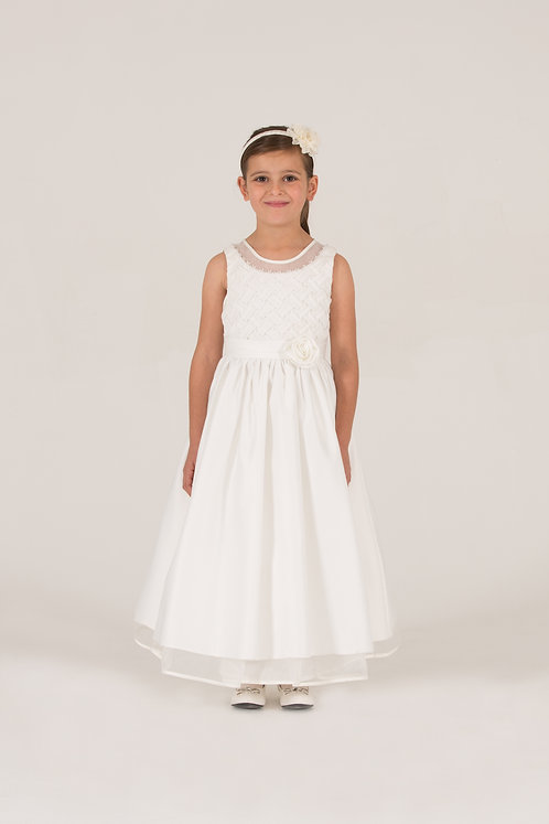 STYLE NO 7010 FLOWER GIRL / COMMUNION DRESS