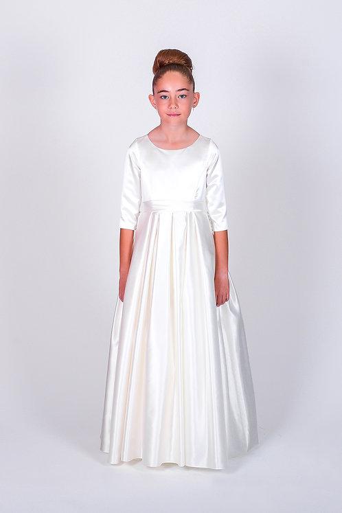 STYLE NO 6113 COMMUNION/ FLOWER-GIRL DRESS