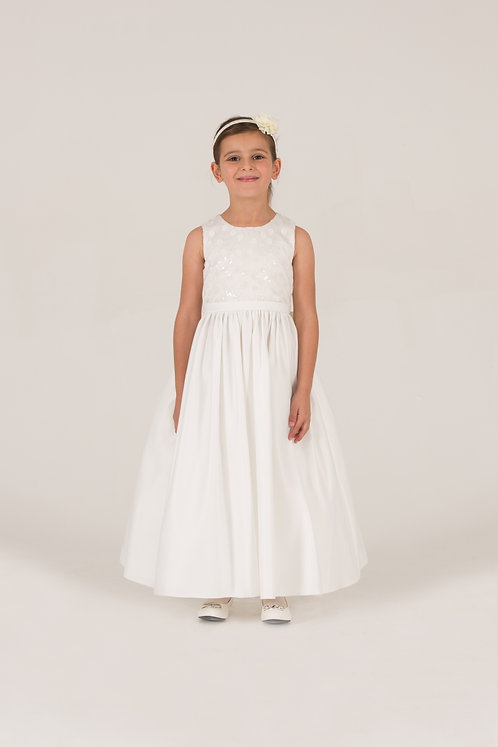 STYLE NO 7013 FLOWER GIRL / COMMUNION  DRESS