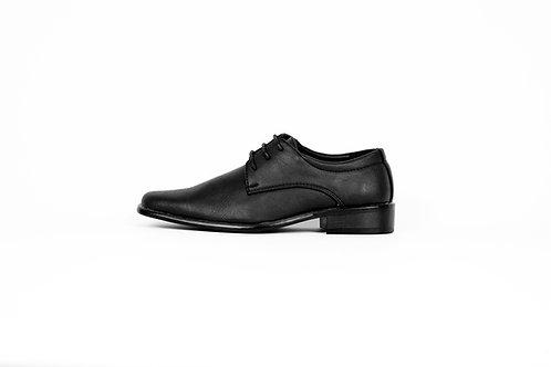 TX1126 Black Boys Shoe