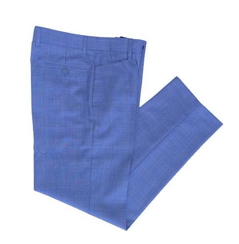 Style No. 474T Light Blue Linen-Look Boys Trouser