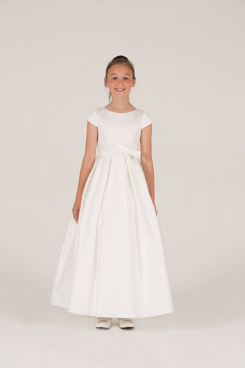 STYLE NO 6101 COMMUNION/ FLOWER-GIRL DRESS
