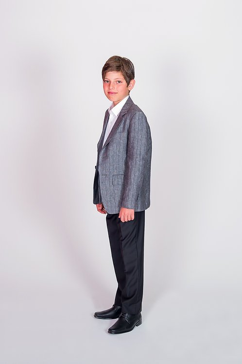 STYLE 626 BOYS LINEN SPORTS JACKET