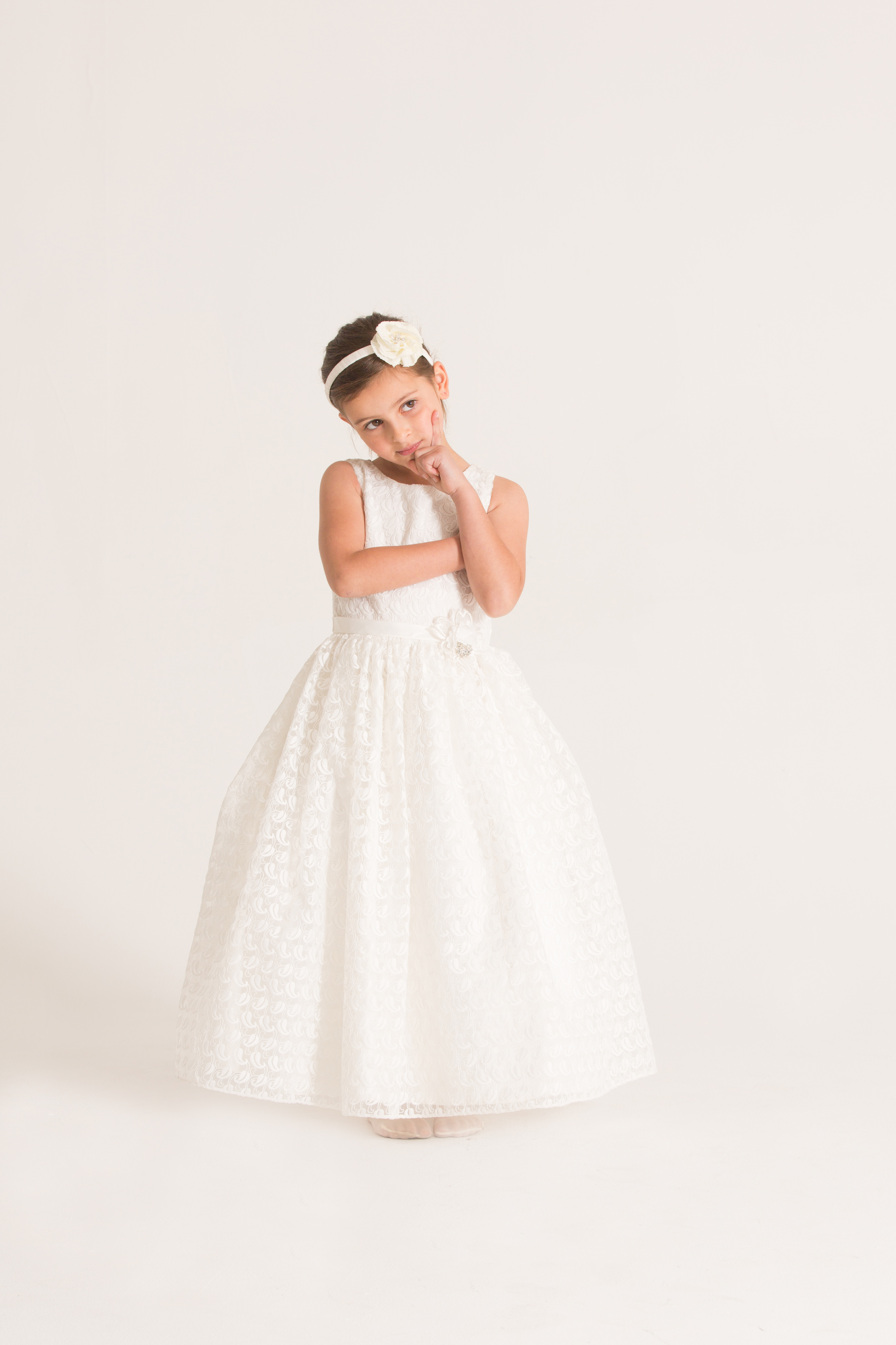 Crissy Flower Girl Dress