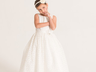 Communion Dresses & Flower Girl Dresses - NOW IN STOCK