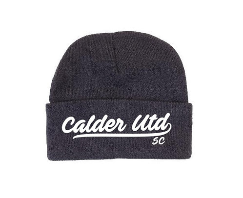 CUSC 3D Embroidered Fold Up Beanie - 4243