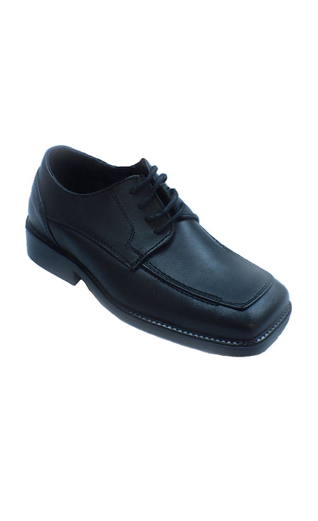 TX1121 LACE UP DRESS SHOE (TEEN SIZE)
