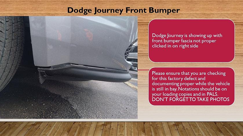 Dodge Journey Factor Defect 3-26-21 (002