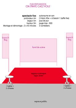 Plan d'implantation image
