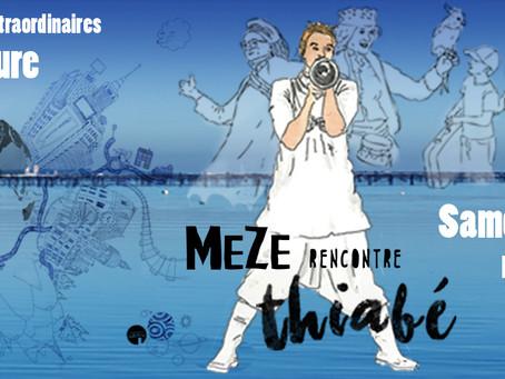 1ère Journées Jeunesse et Culture :  Mèze rencontre Thiabé