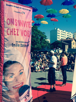Les Invites, Villeurbanne 2014