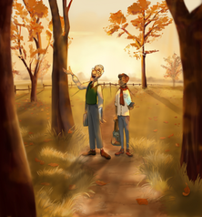 Autumn Characters