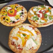 Mandala Pizzas