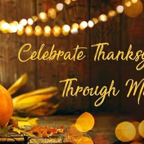 Happy, Grateful, Blessed