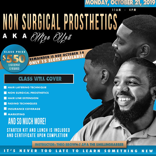 Non Surgical Prosthetics